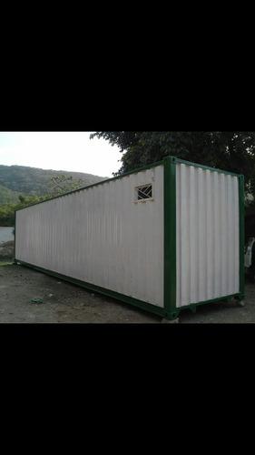 contenedores maritimos container y remodelación)