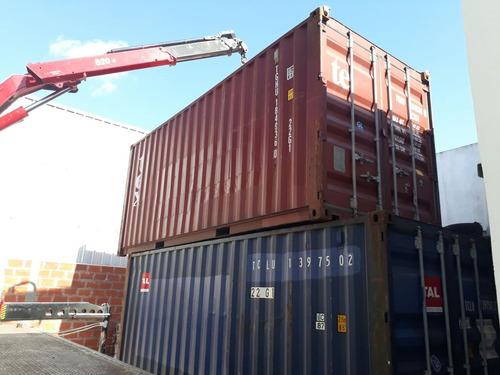 contenedores maritimos containers 20´ general rodriguez