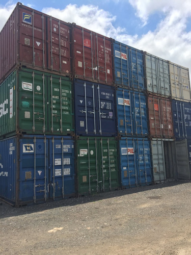 contenedores maritimos containers 20´ general villegas