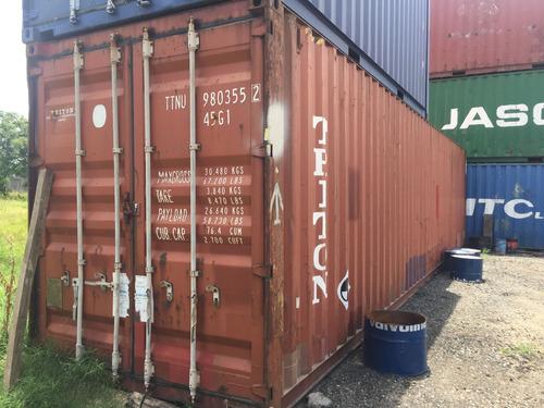 contenedores maritimos containers 20 pies obrador la pampa