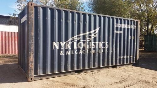 contenedores maritimos containers 20´ seco. chascomus