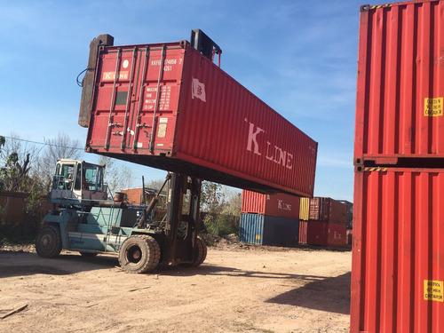 contenedores maritimos - containers 20 y 40 pies