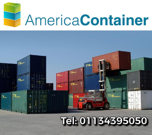 contenedores maritimos / containers 20´ y 40' pies