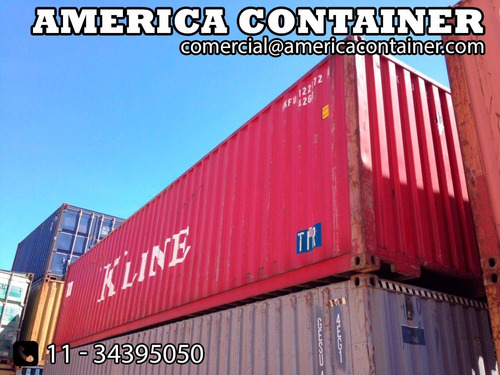 contenedores maritimos /containers 40' nacionalizados bs as.