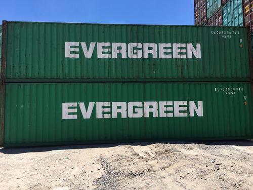 contenedores maritimos - containers 40 pies