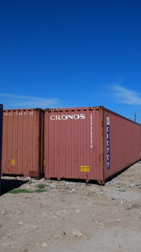contenedores maritimos containers  40´ saladillo