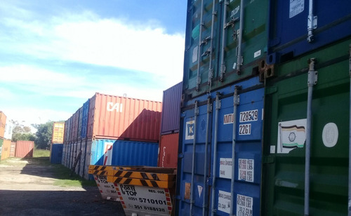 contenedores marítimos containers nacionalizados/ usados 20'