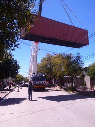 contenedores maritimos containers obrador 40 pies salta