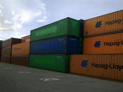 contenedores maritimos containers obrador 40 rio negro