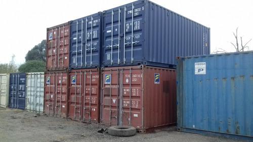 contenedores marítimos containers usado 20 /40 pies sta cruz