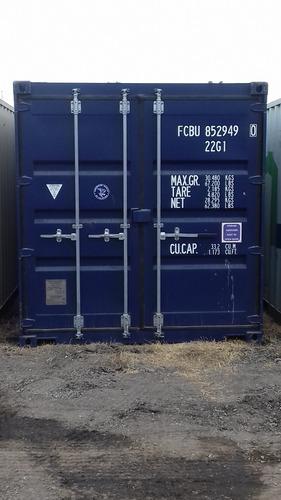 contenedores maritimos containers usado 20 pies 25 de mayo
