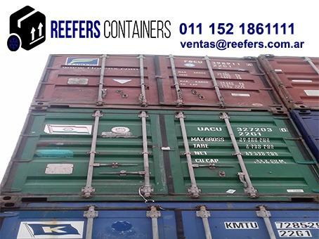 contenedores marítimos containers usado 20 pies cordoba