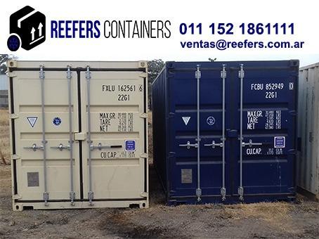 contenedores marítimos containers usado 20 pies realico