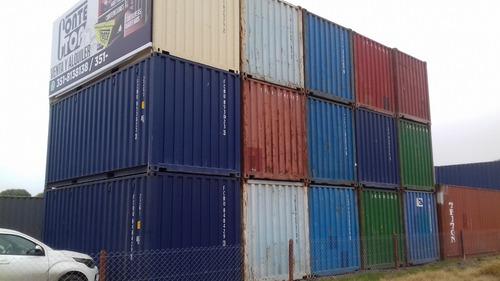 contenedores marítimos containers usado 20 pies rio iv
