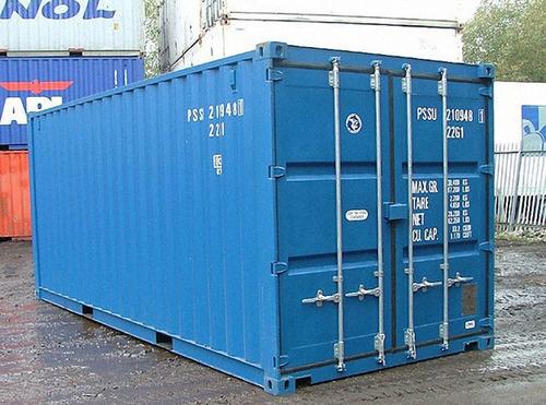 contenedores marítimos containers usado 20 pies zarate