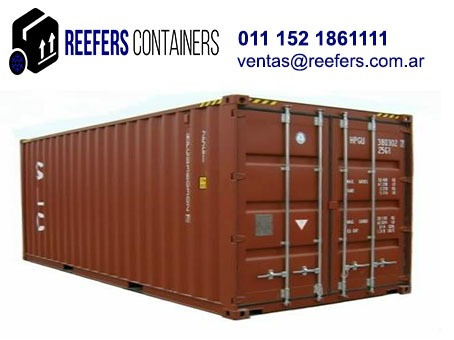 contenedores marítimos containers usado 20 pies zona oeste