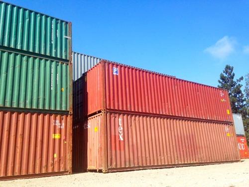contenedores marítimos containers usado 20/40 pies san juan