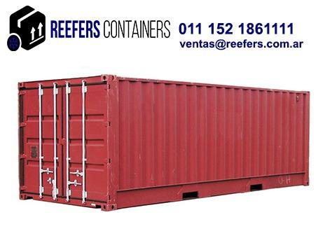 contenedores marítimos containers usado 20/40 pies tigre