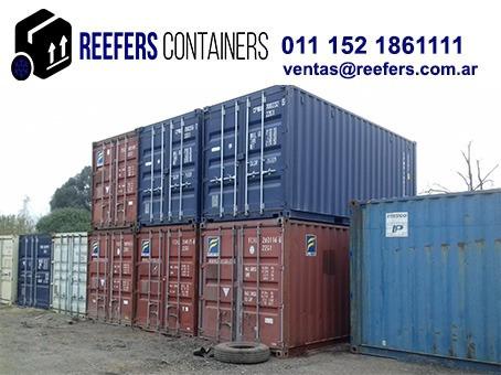 contenedores marítimos containers usado 40 pies tigre