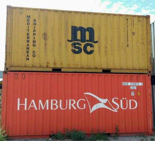 contenedores maritimos containers usados 20´ capital federal