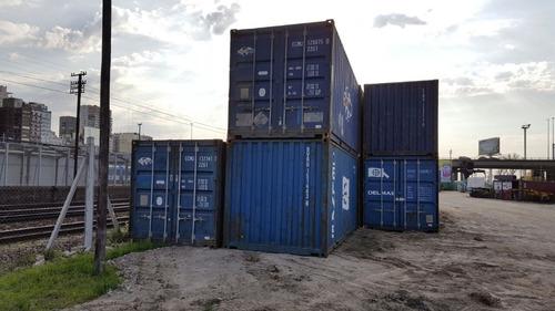 contenedores maritimos containers usados 20´ jujuy tumbaya
