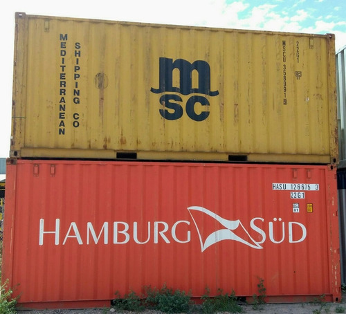 contenedores maritimos containers usados 20´ junin