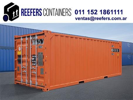 contenedores maritimos containers usados 20 pies cordoba