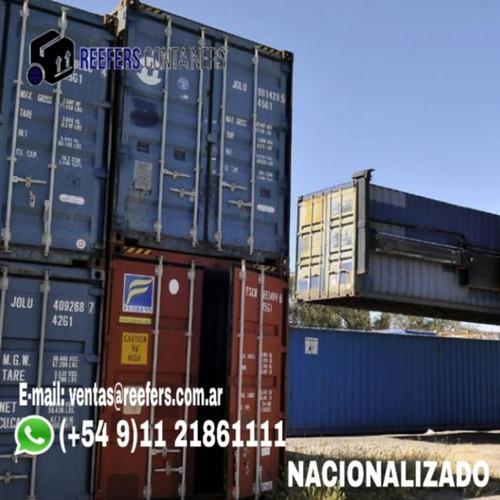 contenedores maritimos containers usados 20 pies entre rios