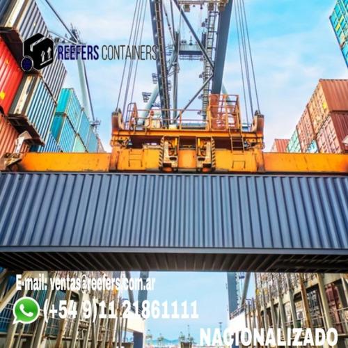contenedores maritimos containers usados 20 pies san juan