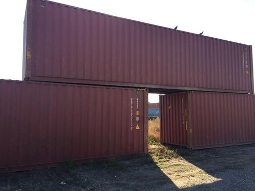 contenedores maritimos containers usados  40´ tres arroyos.