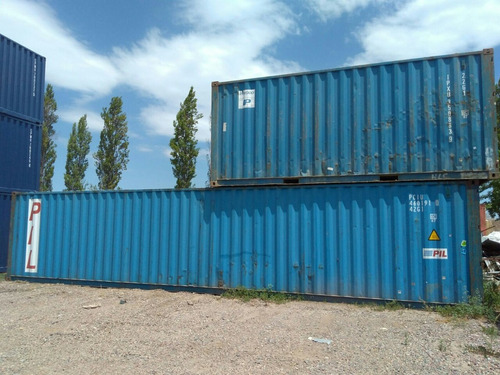 contenedores maritimos containers usados 40 vcp cordoba