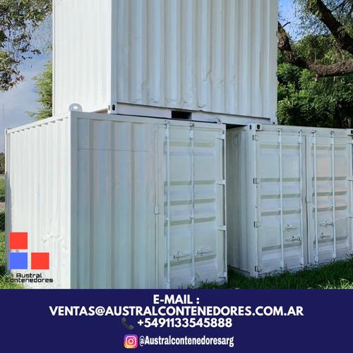 contenedores maritimos containers usados 40' vera santa fe