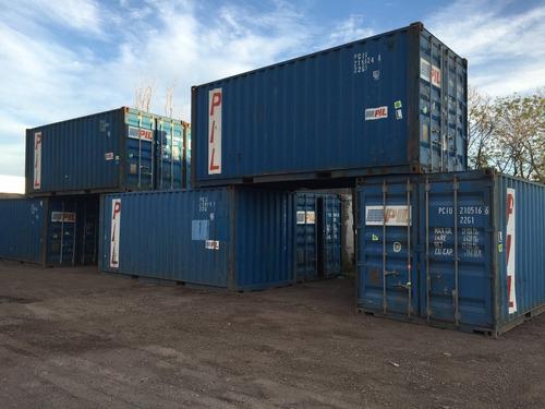 contenedores marítimos containers usados santa rosa 20 pies