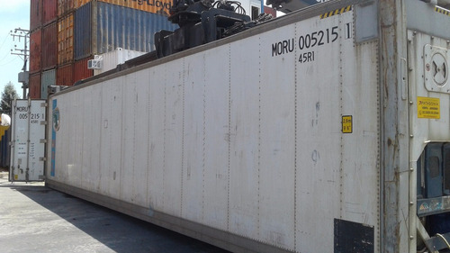 contenedores maritimos-contenedores refrigerados-containers