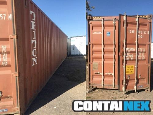 contenedores maritimos cordoba