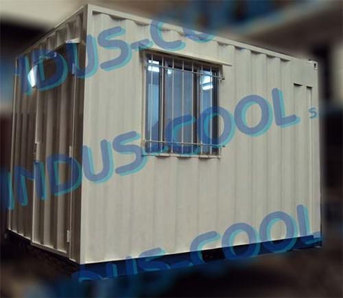 contenedores maritimos de 10 pies - modulos habitables
