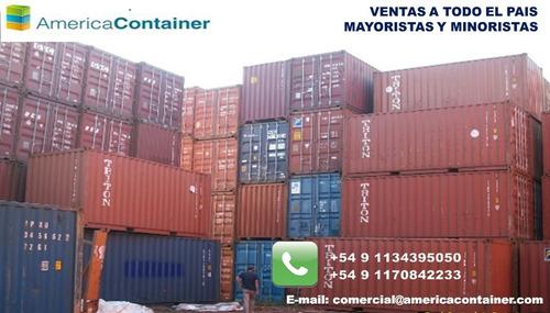contenedores maritimos de 20 y 40 usados containers usados