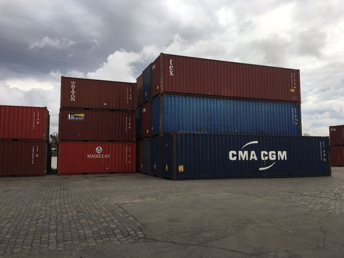 contenedores maritimos deposito usado 40 nacionalizado jujuy