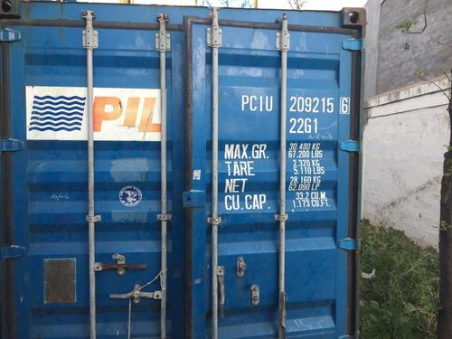 contenedores maritimos en pesos 20/40 pies s.martin de andes