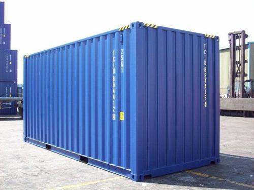 contenedores maritimos nuevos 20 nacionalizado la pampa