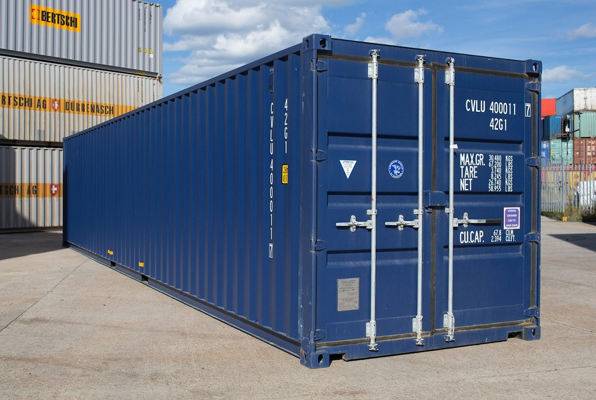 contenedores maritimos nuevos de 20 y 40 pies!!