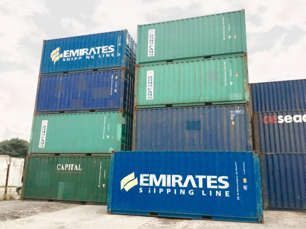 contenedores marítimos nuevos y usados containers maritimos