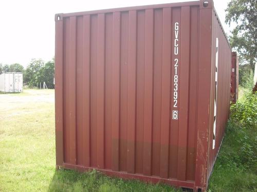 contenedores maritimos obrador containers 40 pies chaco