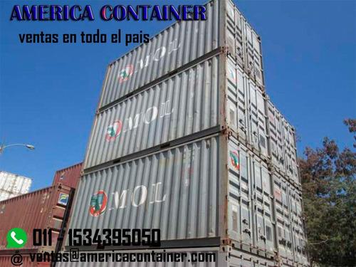 contenedores maritimos obradores 40' venta mayorista contain