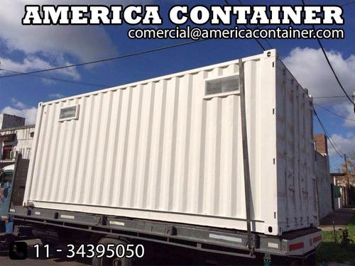 contenedores maritimos obradores  containers nacionalizados.