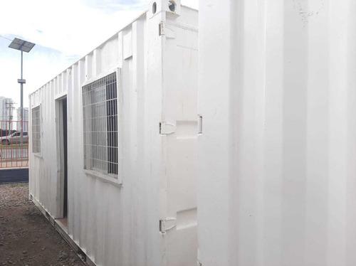 contenedores marítimos oficina 20 pies