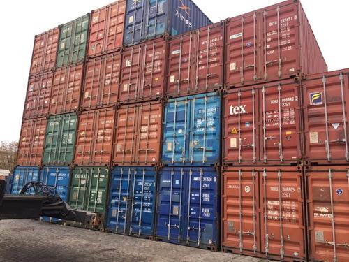 contenedores maritimos pañol 20 usado nacionalizado formosa