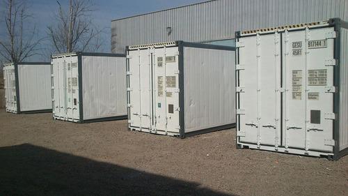 contenedores maritimos reefers camara congelado 40 pilar