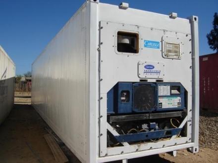 contenedores maritimos reefers congelado camara 40 cordoba