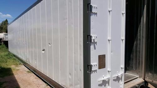 contenedores maritimos reefers congelado frio 40 neuquen